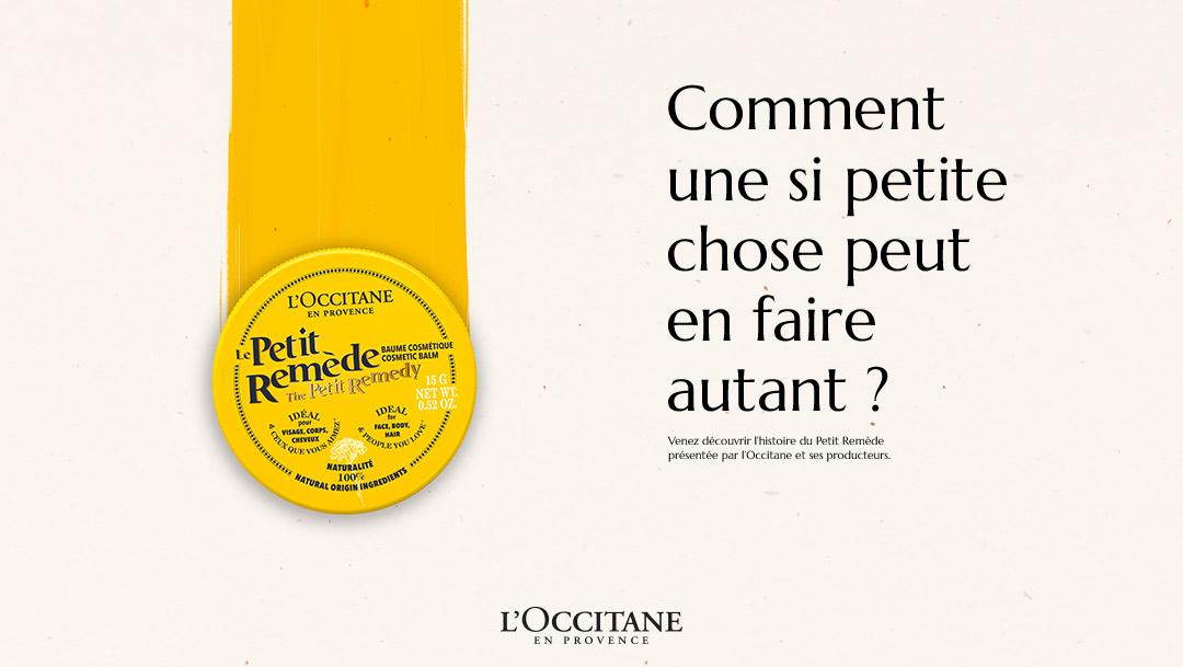 Le remède idéal par L'Occitane En Provence