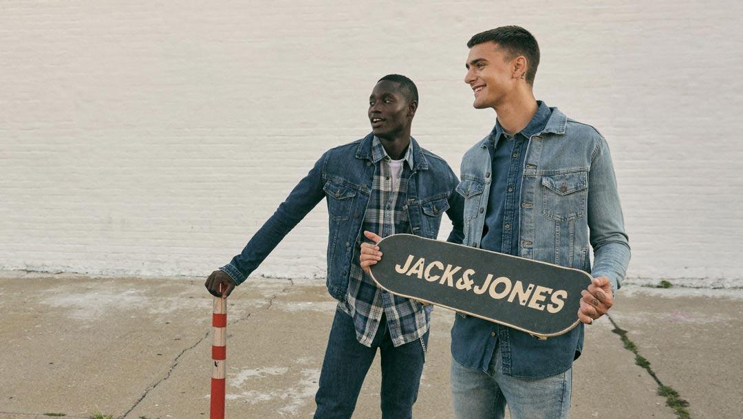 JACK & JONES: STOP WASTING KEEP WEARING