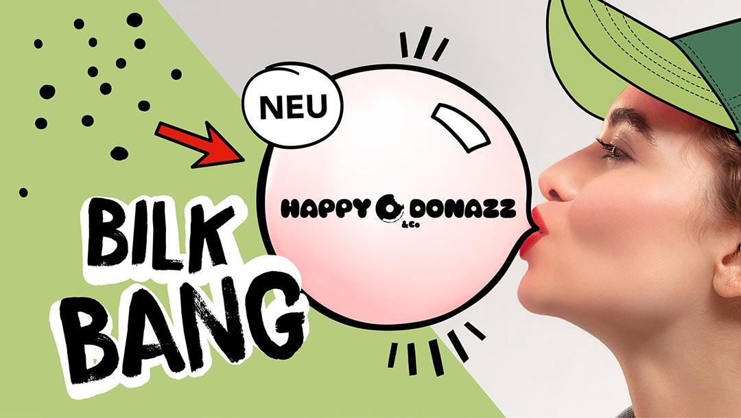 Neueröffnung: Happy Donazz