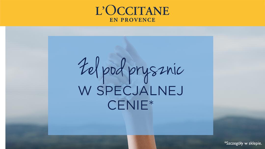 Oferta specjalna w L'Occitane