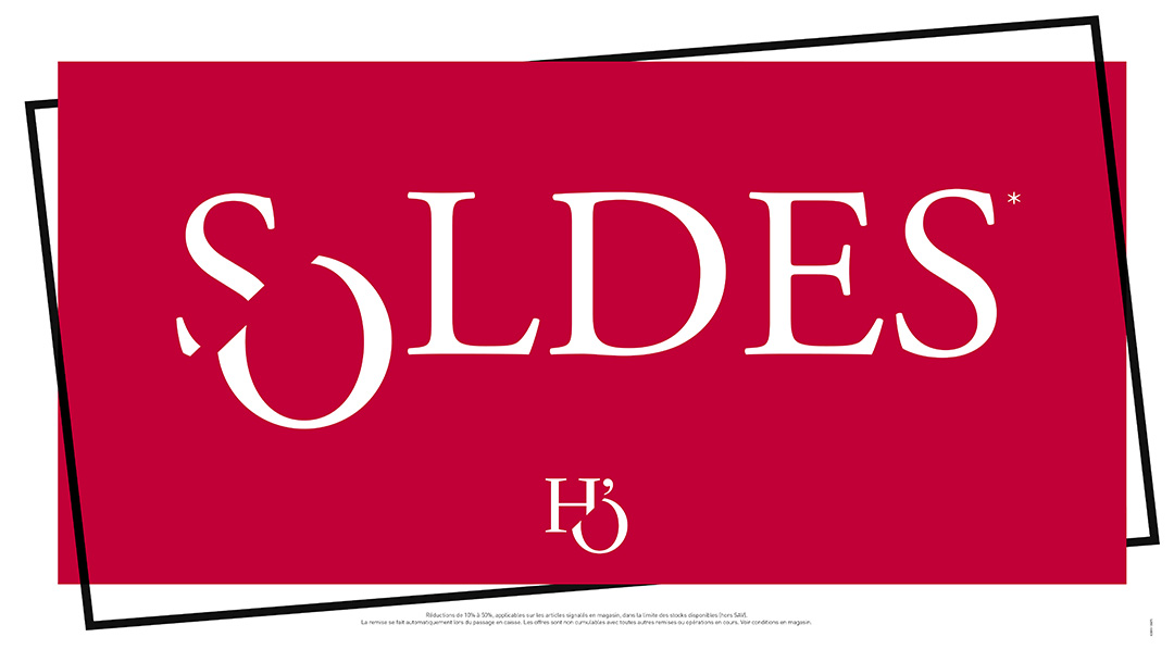 Soldes Histoire d'Or