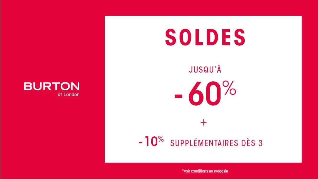 Burton - Soldes