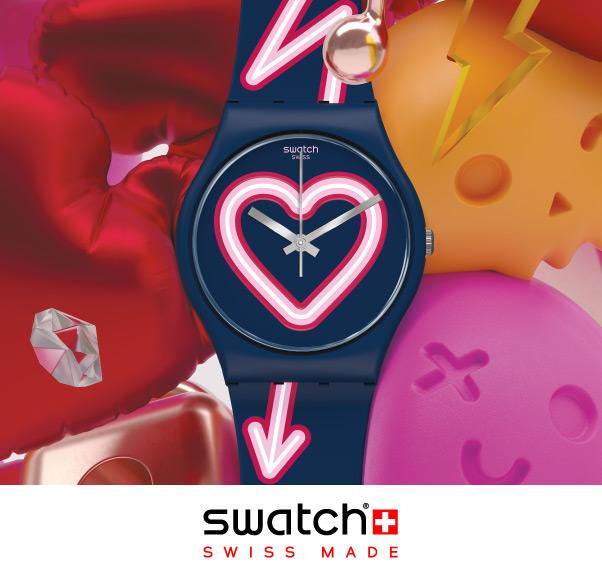 Swatch - St Valentin