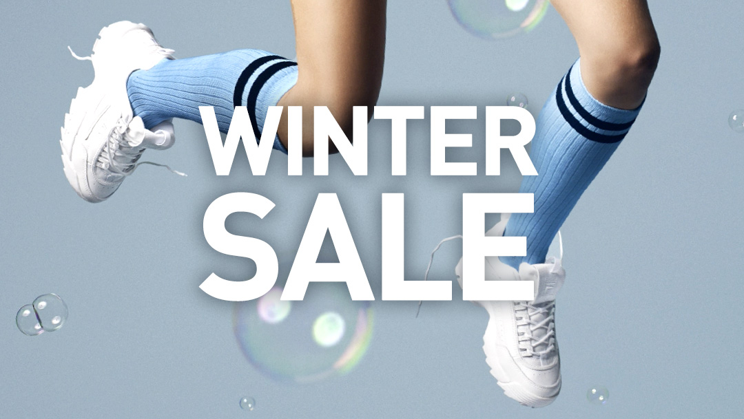 WINTER SALE JANUAR