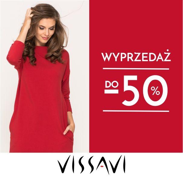 Wyprzedaż w VISSAVI