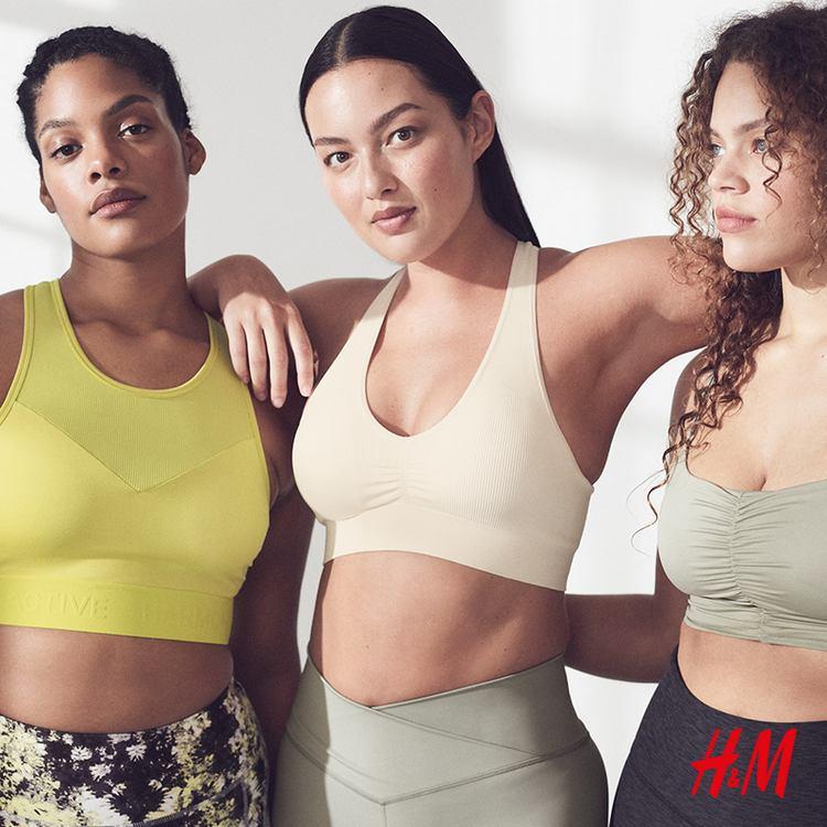 Odštartujte nový rok v športovom štýle s H&M