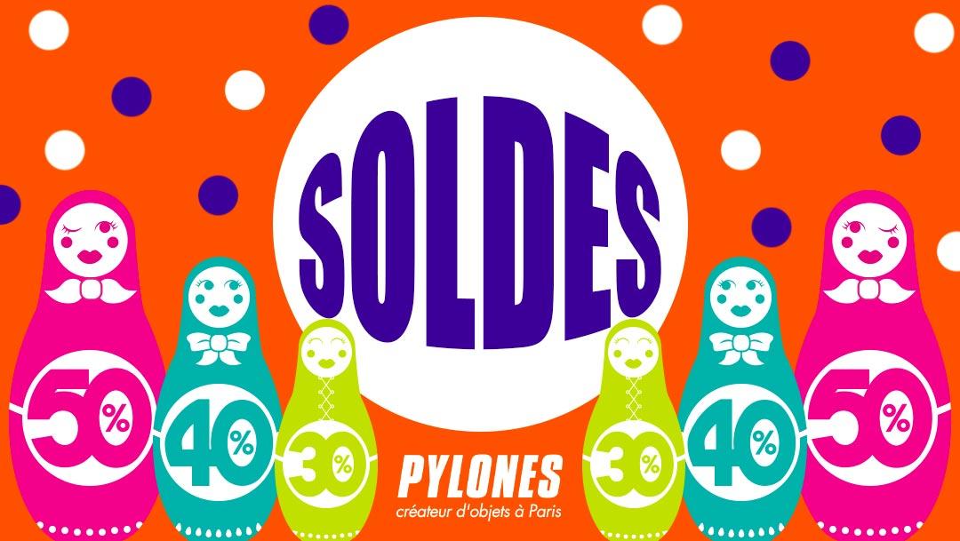 Pylones Soldes