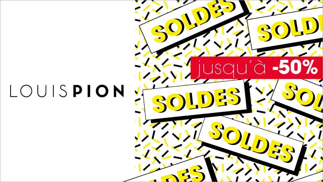 SHOP - Soldes chez Louis Pion
