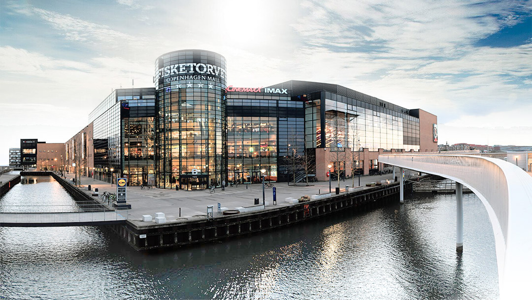 Cinemax Fisketorvet Copenhagen Mall
