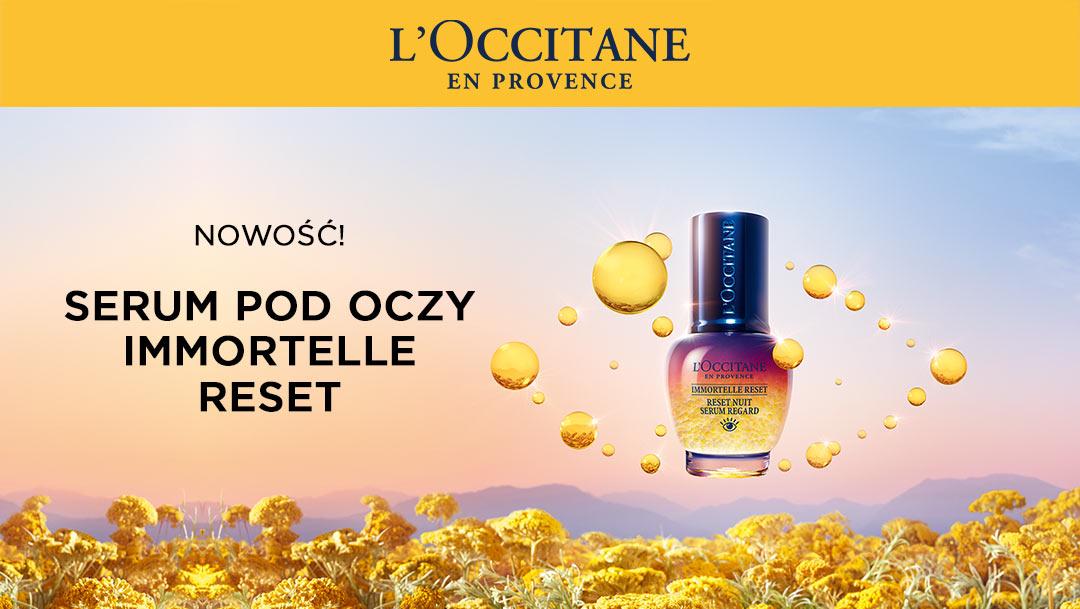 Nowość w salonie L'Occitane