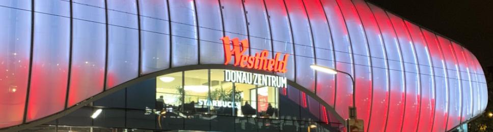 CINEPLEXX Donau Zentrum