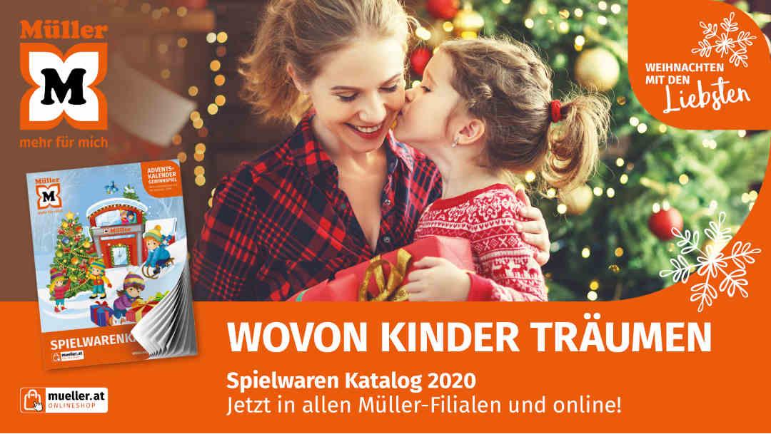 Müller: Spielwarenkatalog