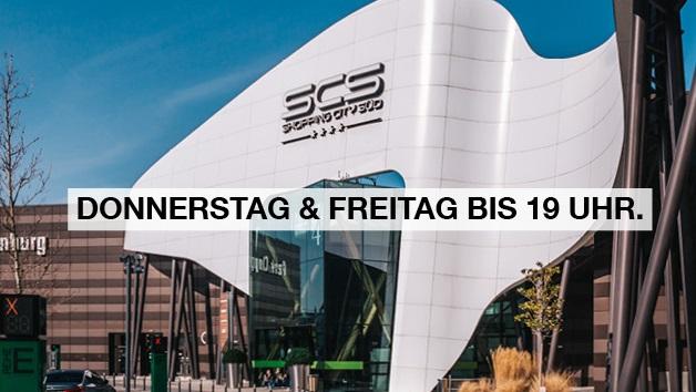 DONNERSTAG & FREITAG BIS 19 UHR GEÖFFNET