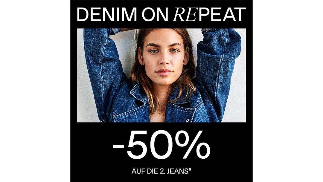 VERO MODA: -50% auf die 2. Jeans