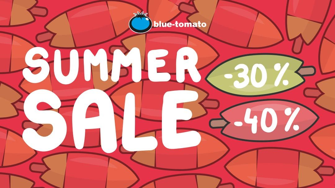 Blue Tomato: Summer Sale is on! ☀