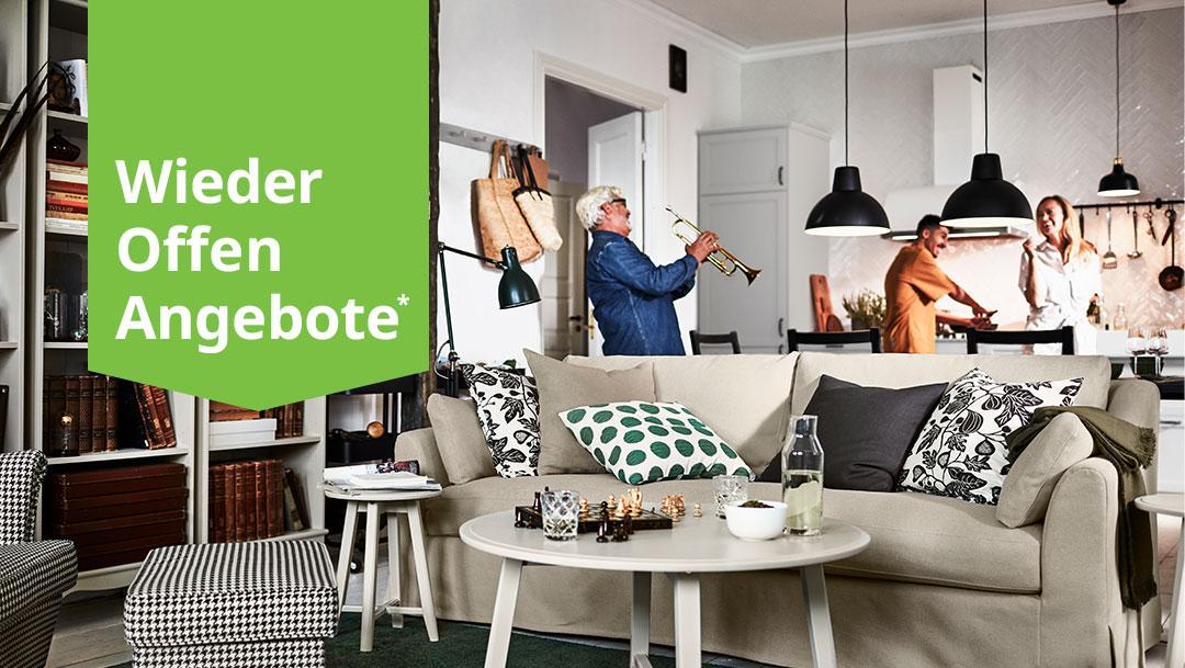 IKEA Vösendorf ist ab 2. Mai wieder für dich da