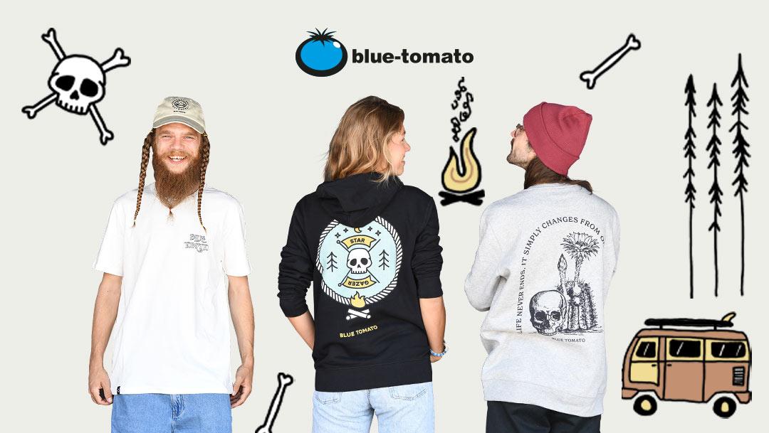 NEW: Blue Tomato Kollektion