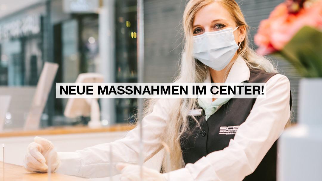UNSERE MASSNAHMEN!