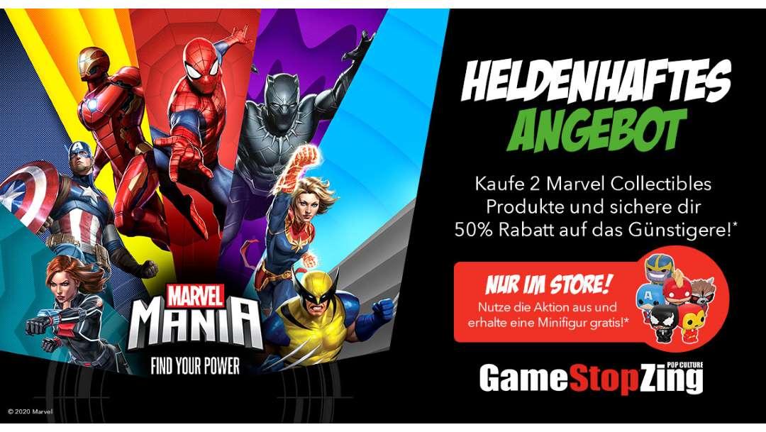 GameStopZing: Heldenhaftes Angebot