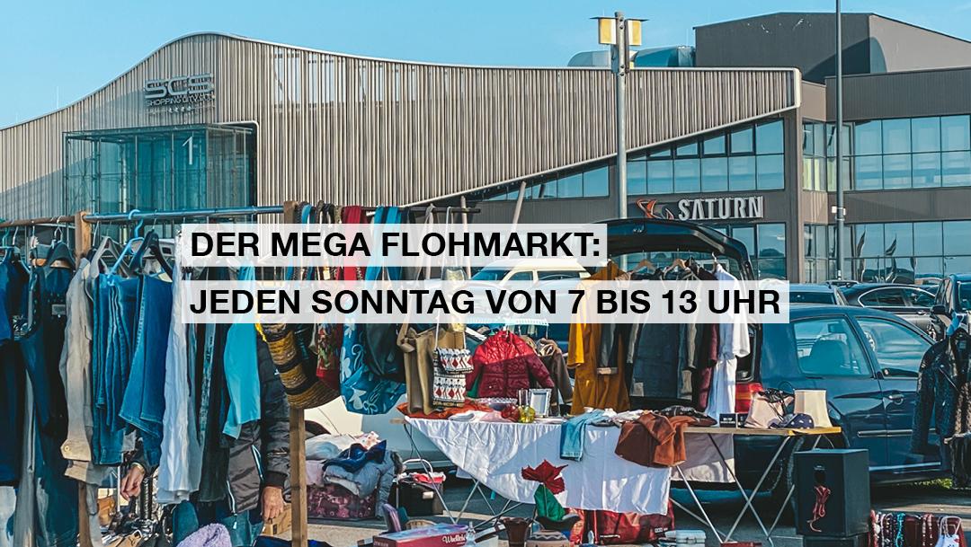 Der Mega Flohmarkt in der SCS!