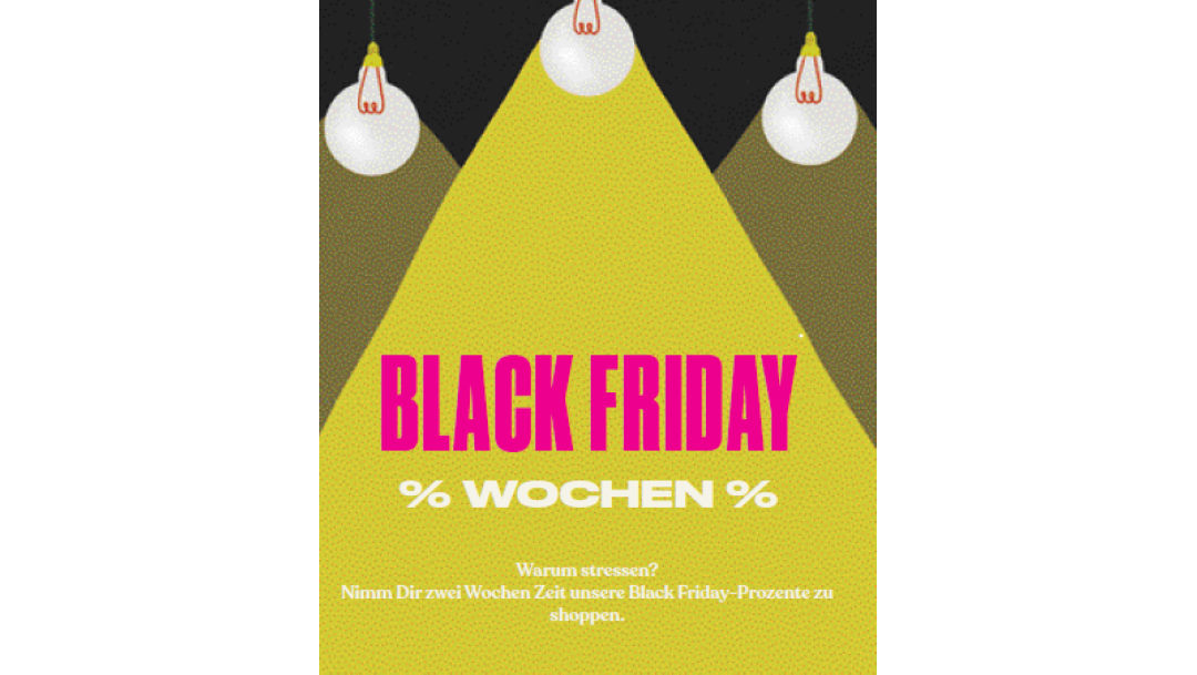 The Body Shop: Black Friday