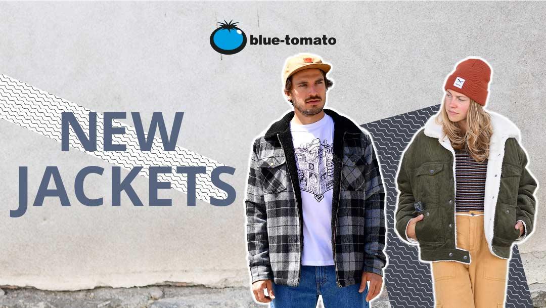 Blue Tomato: New Jackets
