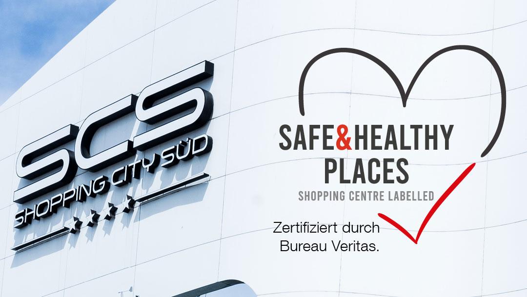 SAFE & HEALTHY PLACES – ZERTIFIZIERT DURCH BUREAU VERITAS