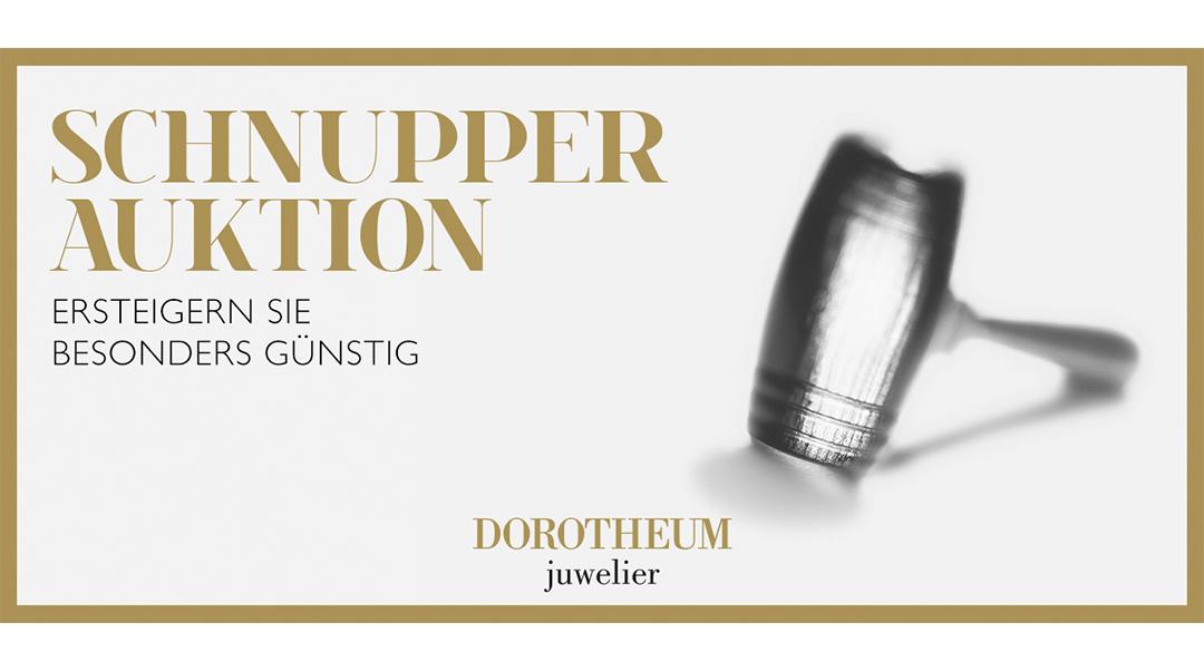 Dorotheum Schnupperaktion