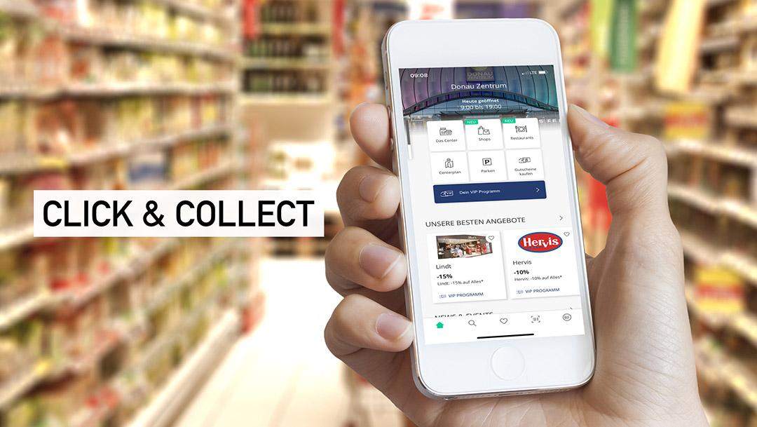 Click & Collect – Online bestellen & direkt im Center abholen