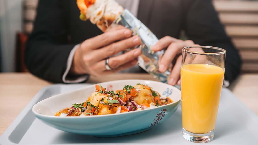 Menüangebote: Zu Mittag Lust auf warme Speisen?