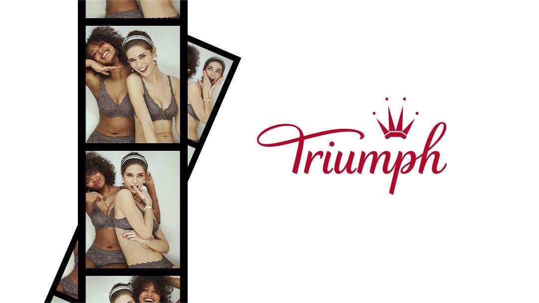 Triumph: AMOURETTE – YOUR BEST SUPPORT