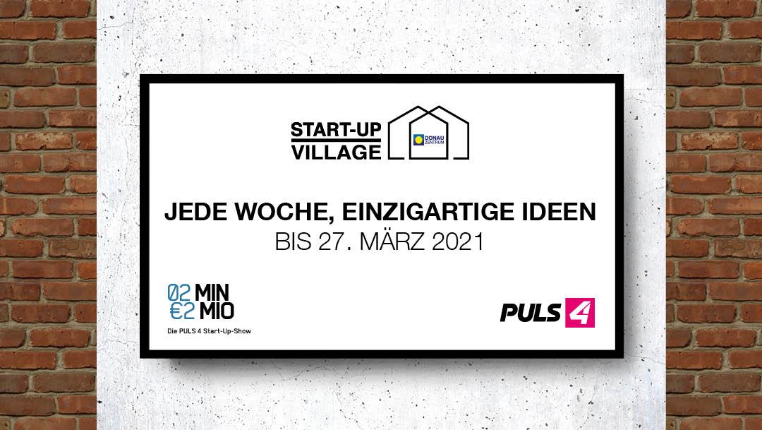 Das Start-up Village