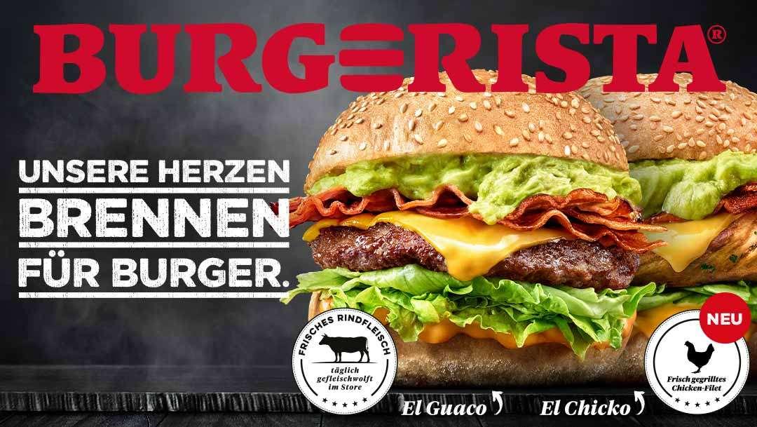Burgerista: Aktionsburger