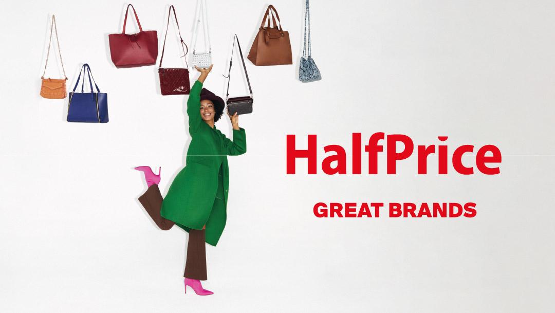 Opening Soon: HalfPrice