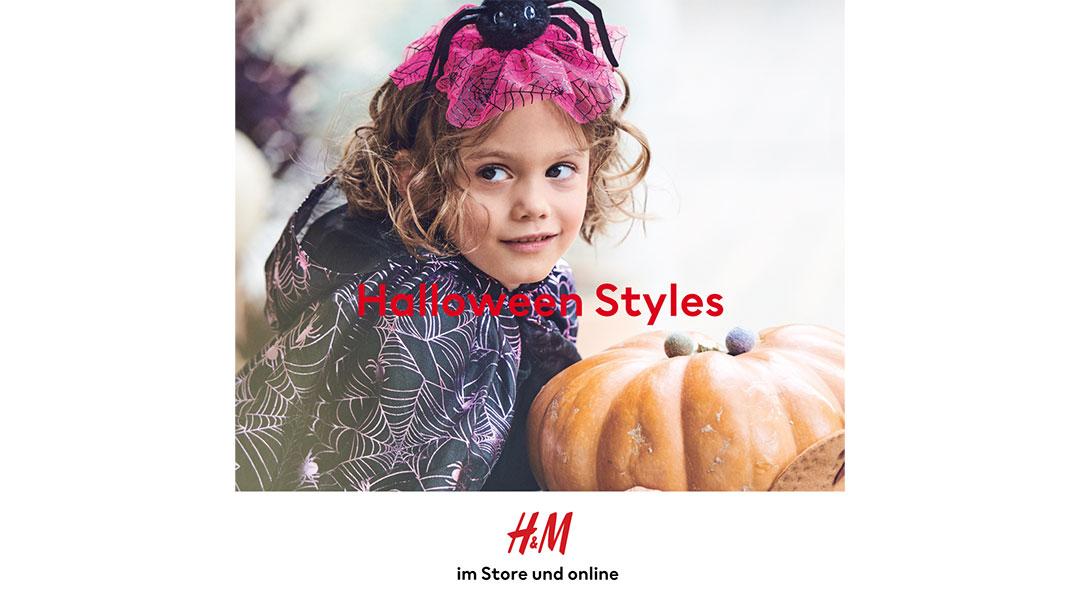 H&M Kids Halloween Styles