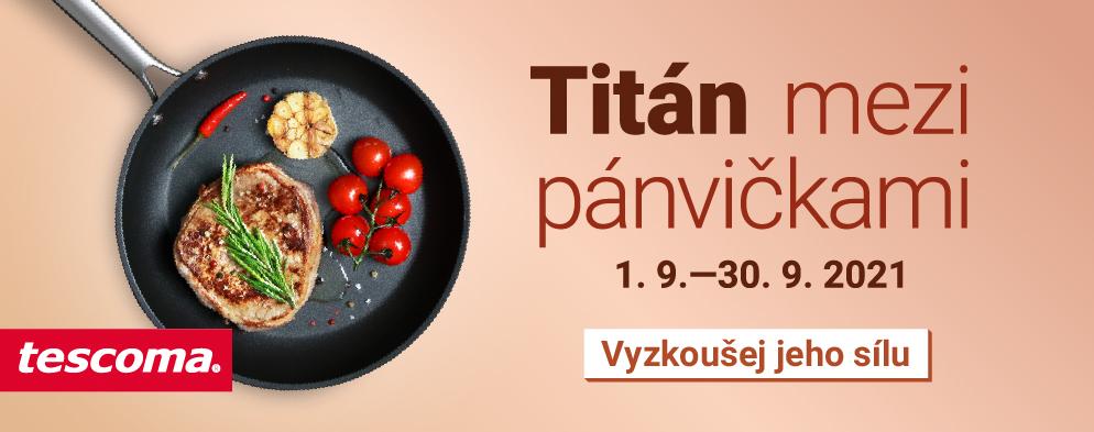 Akční plakát na záříAkční září v TESCOMA