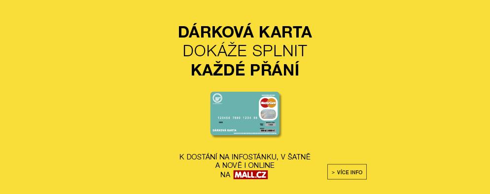 Dokáže splnit každé e-přání: dárkovou kartu do Centra Černý Most letos poprvé pořídíte i on-line!