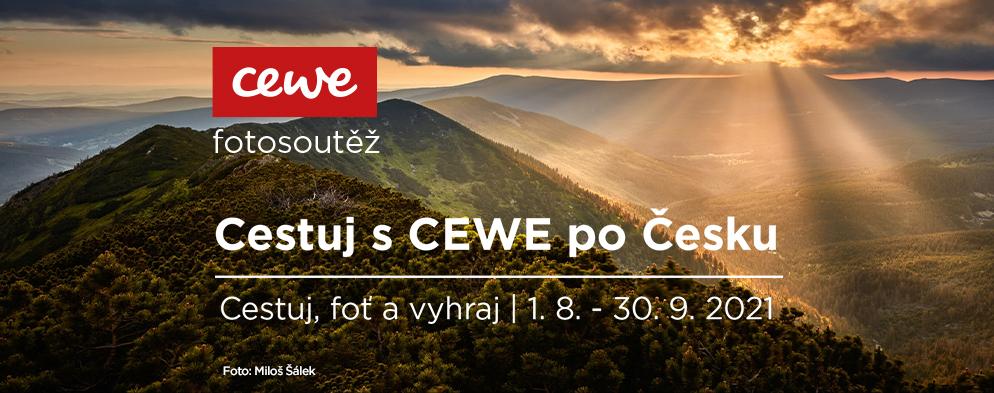 Cestuj s CEWE po Česku