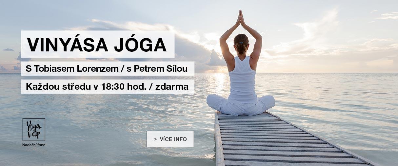Oblíbený jóga s Tobiasem a Petrem je zpět!