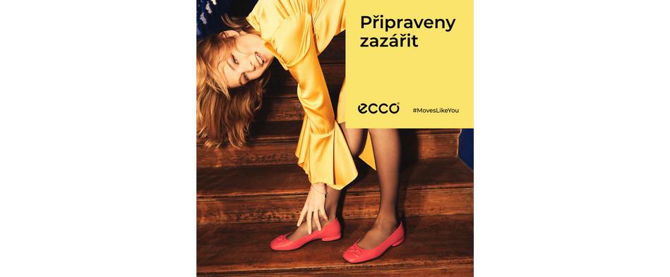 Nová kolekce značky ECCO