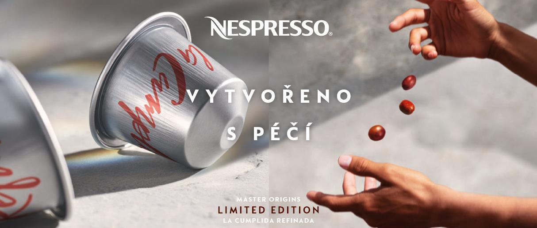 Ochutnejte limitovanou edici kávy La Cumplida Refinada