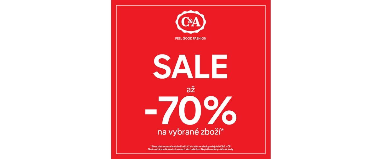 Výprodej až 70%