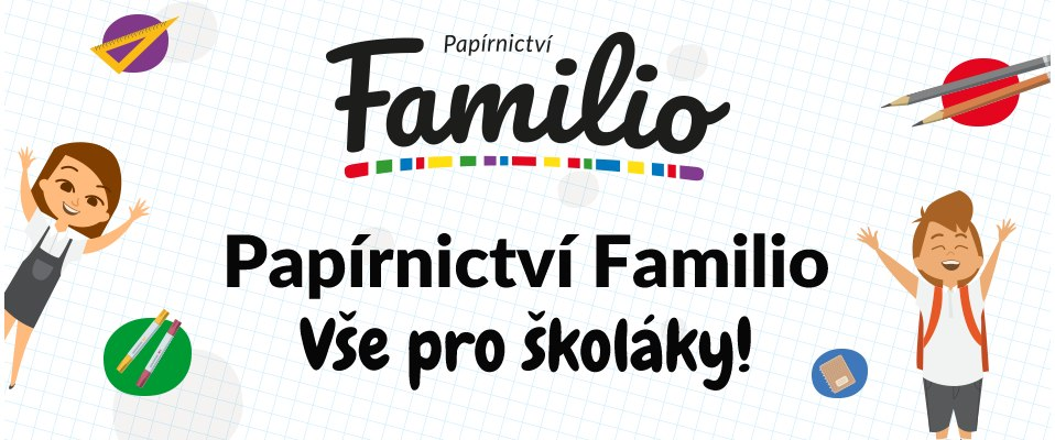 Papírnictví Familio