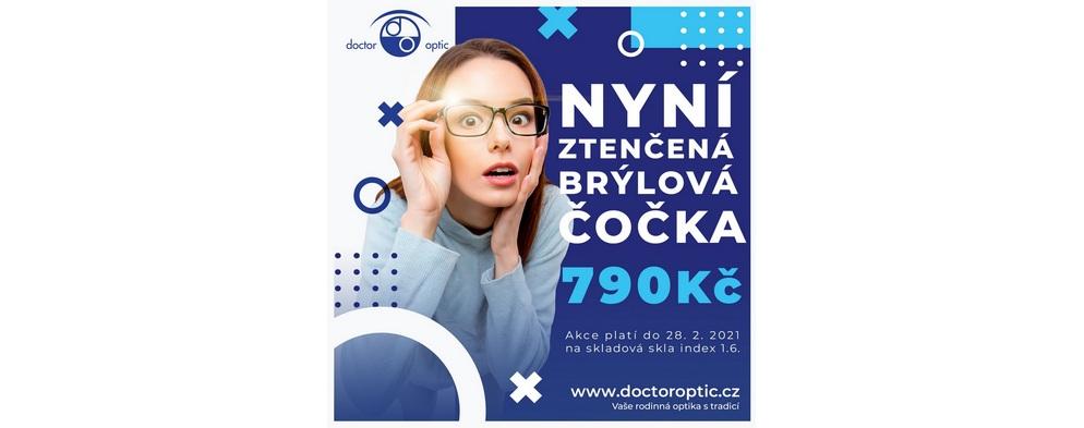 Doctor Optic akce
