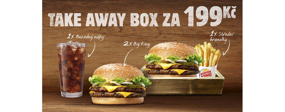 Take away box