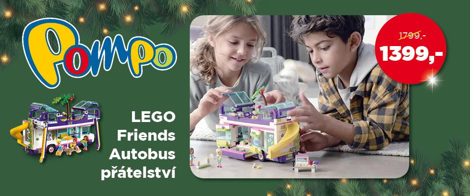 LEGO Autobus přátelství