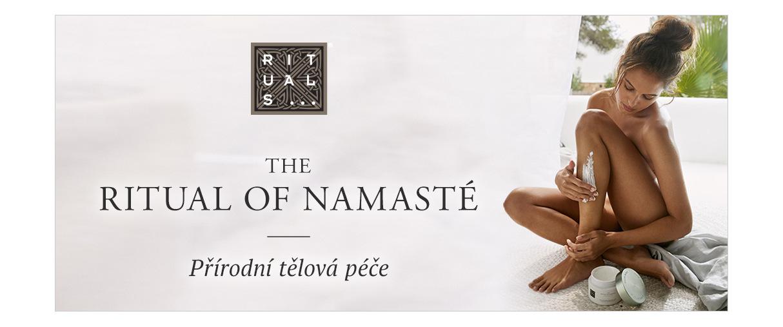 Pleťová řada Namaste