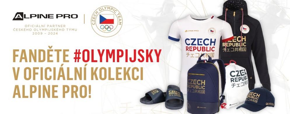 Olympijská kolekce 2020 v ALPINE PRO