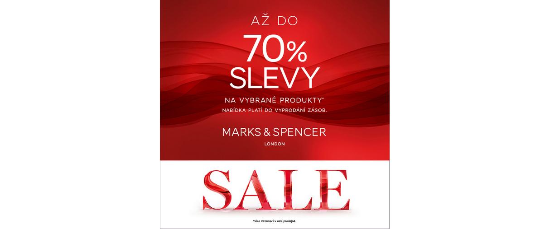 Slevy MARKS&SPENCER