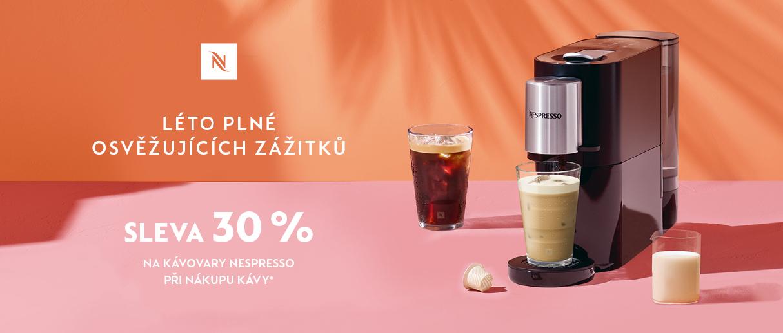 Získejte kávovar za zvýhodněnou cenu
